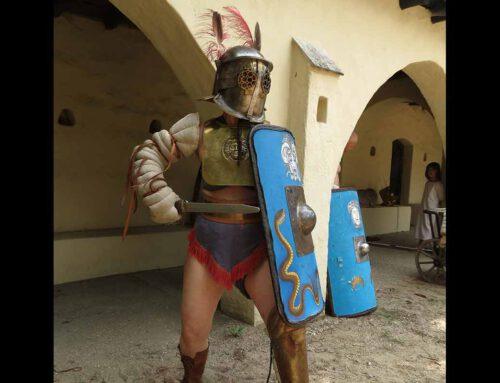 Von Gladiatorinnen und Zwergen